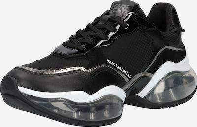 Karl Lagerfeld Sneaker low 'VENTURA 2' i sort, Produktvisning