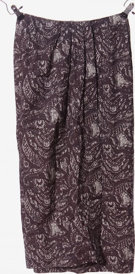 Tandem Skirt in M in Brown / White, Item view