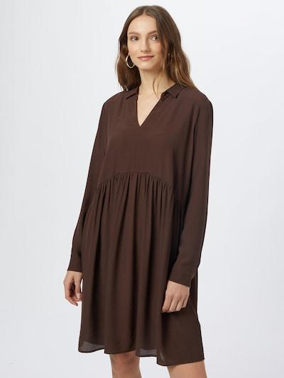 ESPRIT Kleid in schoko, Modelansicht