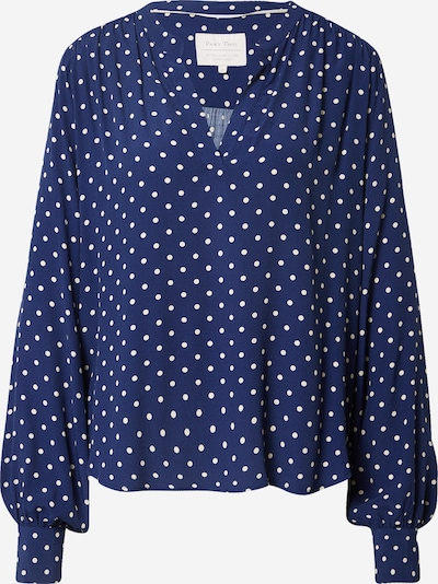 Part Two Blouse 'GajaL' in de kleur Navy / Wit, Productweergave