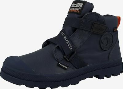 Palladium Schuh in blau / dunkelblau, Produktansicht