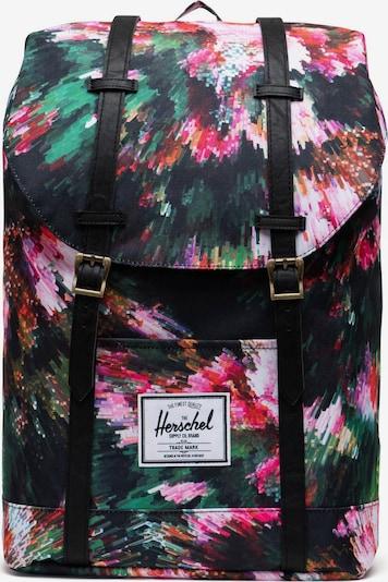 Herschel Sac à dos en mélange de couleurs, Vue avec produit