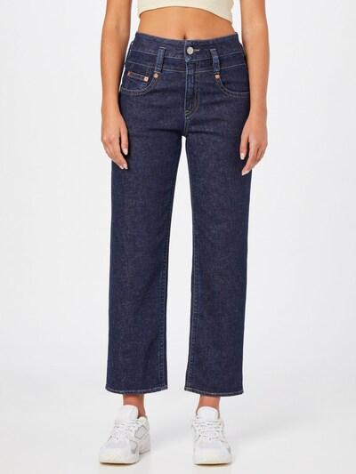 Herrlicher Jeans in dunkelblau, Modelansicht