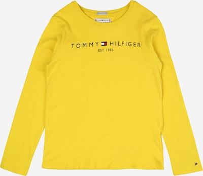 TOMMY HILFIGER Shirt in nachtblau / gelb / rot / weiß, Produktansicht
