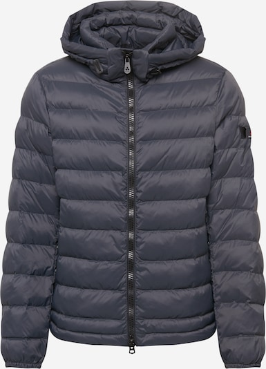 Peuterey Prijelazna jakna 'DANDAX' u tamo siva, Pregled proizvoda