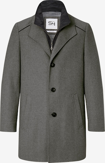 S4 Jackets Mantel in taupe, Produktansicht