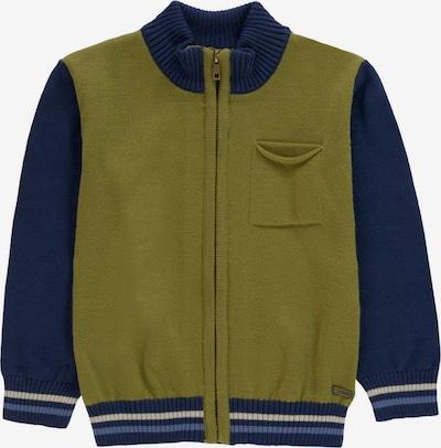 ESPRIT Gebreid vest in de kleur Blauw / Groen, Productweergave