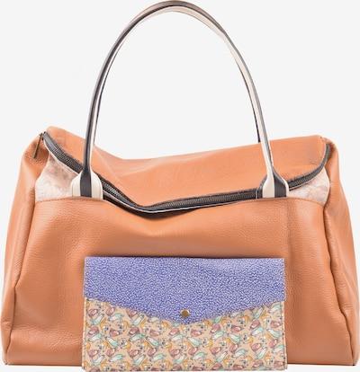 ebarrito Weekender 'SHADOWS BAG' in braun / orange, Produktansicht