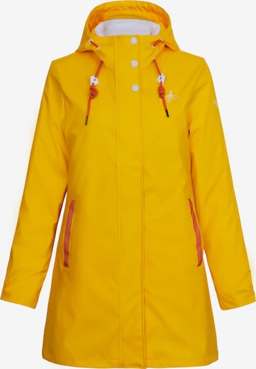Dingy Rhythm Of The Rain Regenjacke 3 in 1 in gelb, Produktansicht