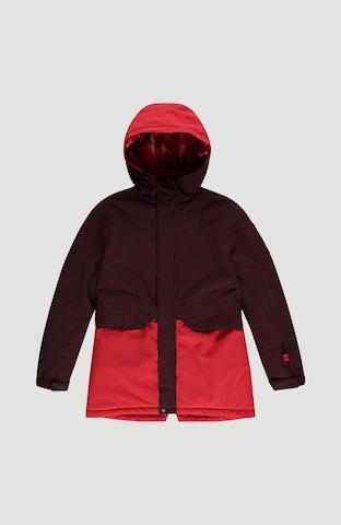 O'NEILL Skijacke 'Zeolite' in Rot