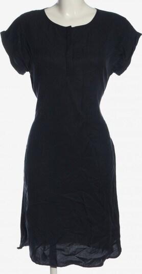 re.draft Kurzarmkleid in XS in schwarz, Produktansicht