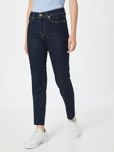 7 for all mankind Jeans 'Soho' en navy, Vue avec modèle