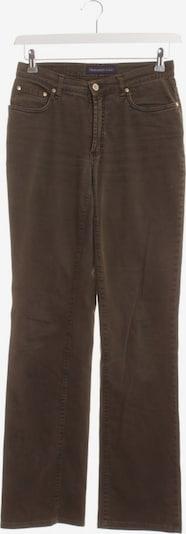 Trussardi Hose in S in khaki, Produktansicht