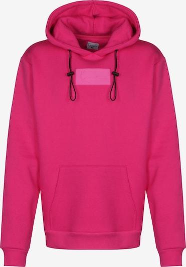 Karl Kani Hoodie in pink, Produktansicht