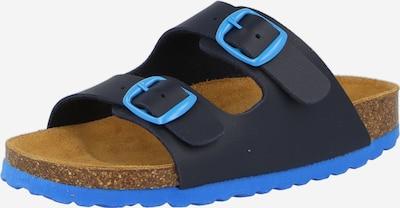 tengerészkék / világoskék LICO Nyitott cipők 'BIOLINE', Termék nézet