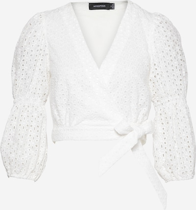 MINKPINK Blouse 'JULIANA' in White, Item view