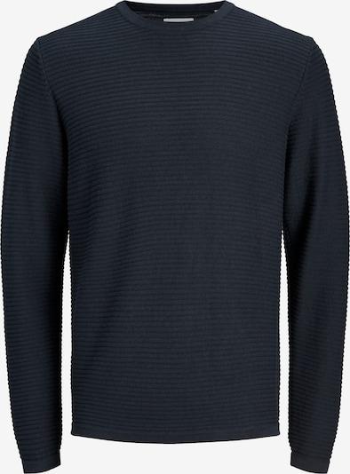 JACK & JONES Pullover in navy / dunkelblau, Produktansicht