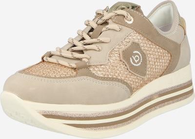 bugatti Zapatillas deportivas bajas 'Lian' en beige / marrón / oro / blanco, Vista del producto