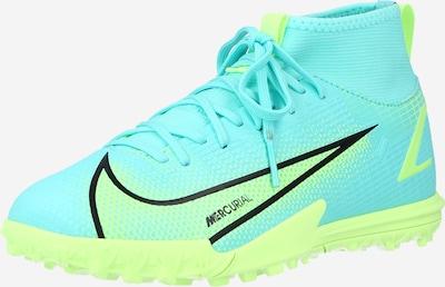 NIKE Спортни обувки 'Mercurial 8 Academy' в тюркоазен / неоново жълто / черно, Преглед на продукта
