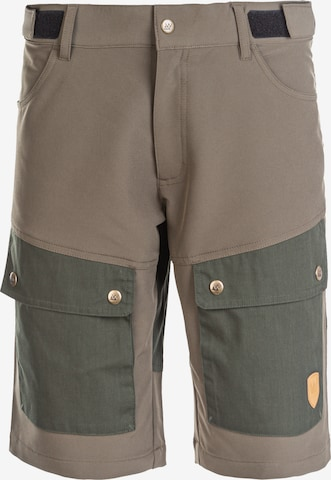 Whistler Outdoor Pants 'ERIC M' in Green
