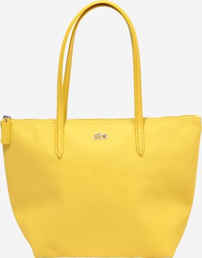 LACOSTE Cabas 'Sac Femme' en jaune, Vue avec produit