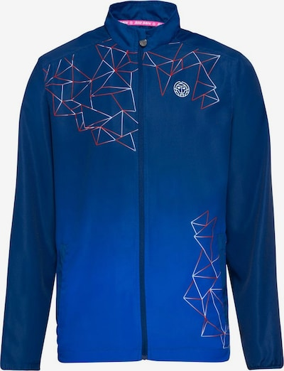 BIDI BADU Tennisjacke 'Teku Tech' in dunkelblau, Produktansicht