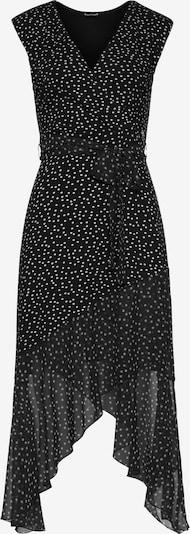 BRUNO BANANI Kleid in schwarz / weiß, Produktansicht