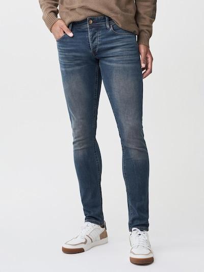 Salsa Jeans 'Clash' in blau / blue denim, Modelansicht