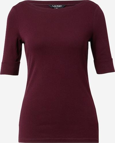 Tricou 'JUDY' Lauren Ralph Lauren pe roșu vin, Vizualizare produs