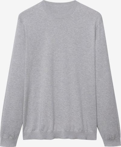 MANGO MAN Pullover 'Ten' in graumeliert, Produktansicht