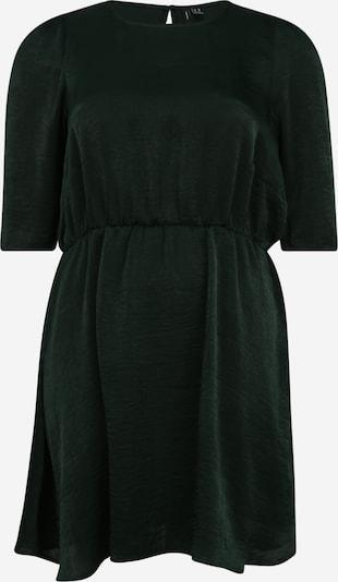 Vero Moda Curve Kleid 'Jenice' in dunkelgrün, Produktansicht