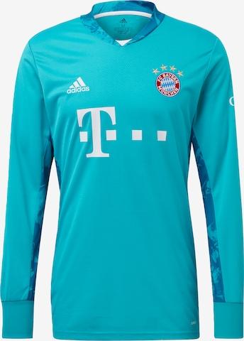 ADIDAS PERFORMANCE Jersey 'FC Bayern München' in Green
