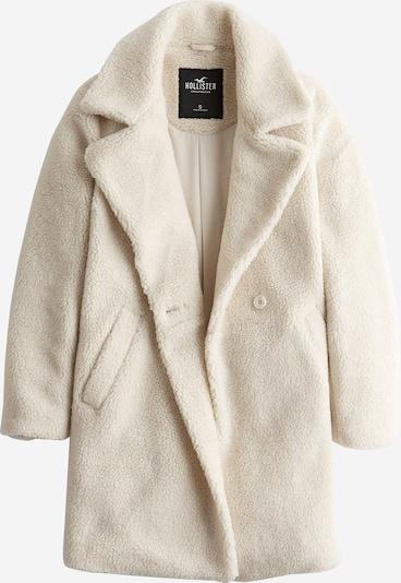 HOLLISTER Mantel in creme, Produktansicht