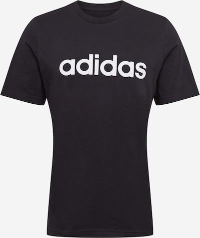 ADIDAS PERFORMANCE Funkční tričko - černá / bílá, Produkt