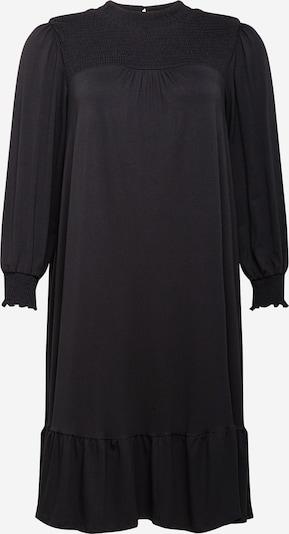 Dorothy Perkins Curve Obleka 'Yoke' | črna barva, Prikaz izdelka