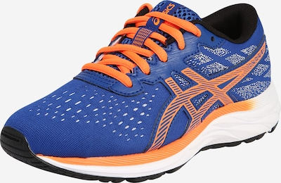 ASICS Laufschuh in blau / orange, Produktansicht