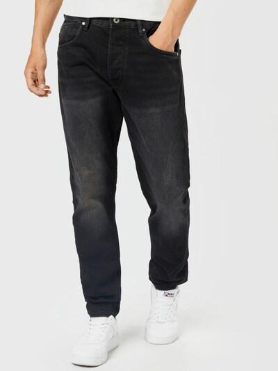 Jeans 'CALLEN CROP' Pepe Jeans pe negru denim, Vizualizare model