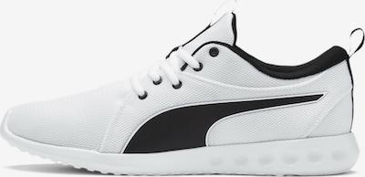PUMA Loopschoen 'Carson 2' in de kleur Zwart / Wit, Productweergave