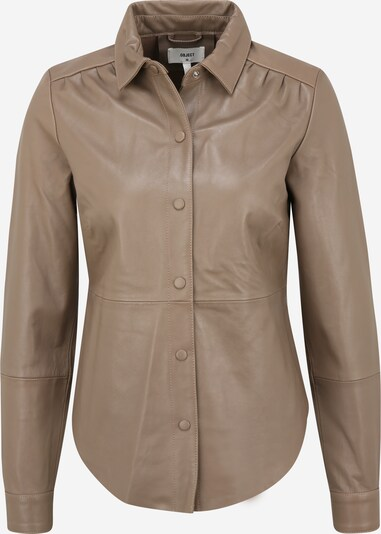 OBJECT (Petite) Blouse 'GITTE' in de kleur Bruin, Productweergave