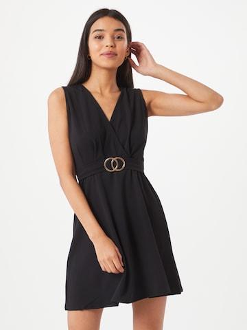 SISTERS POINT Šaty 'Nex' - Čierna