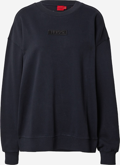 HUGO Sweatshirt 'Dashimara_1' in nachtblau, Produktansicht