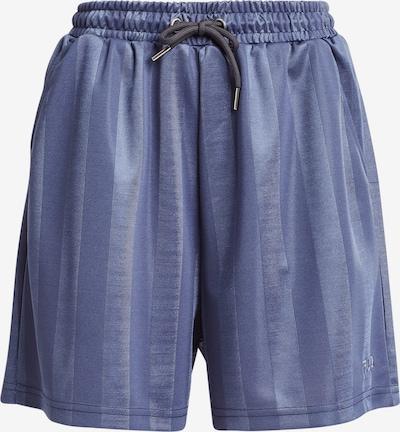 FILA Shorts 'FIZZA' in blau, Produktansicht