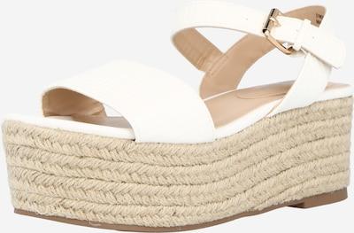 Sandale 'Heidi' ABOUT YOU pe alb, Vizualizare produs