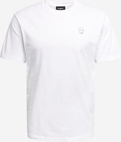 The Kooples T-Shirt en noir / blanc, Vue avec produit