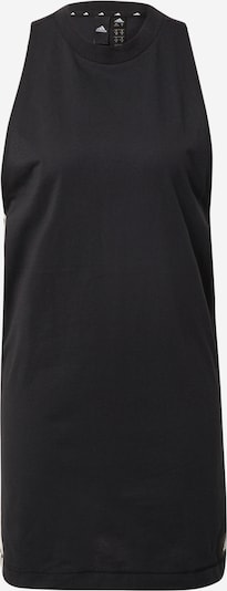 ADIDAS PERFORMANCE Sports dress in Black / White, Item view