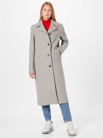WOOD WOOD Between-Seasons Coat 'Simona' in Grey