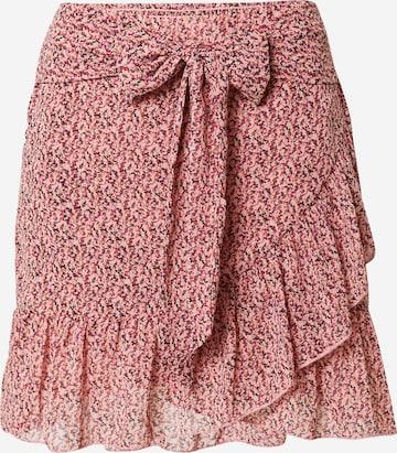 Neo Noir Skirt 'Bella' in Pink