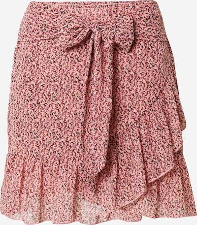 Neo Noir Suknja 'Bella' u hrđavo smeđa / roza / roza / crna, Pregled proizvoda