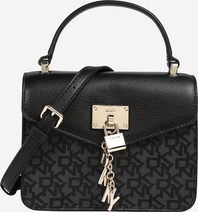 DKNY Дамска чанта 'ELISSA' в тъмносиво / черно, Преглед на продукта
