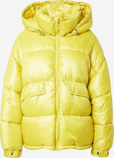 Twinset Vinterjacka i gul, Produktvy